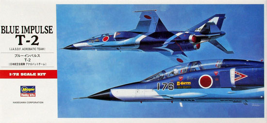 C5 Blue Impulse T2 1/72