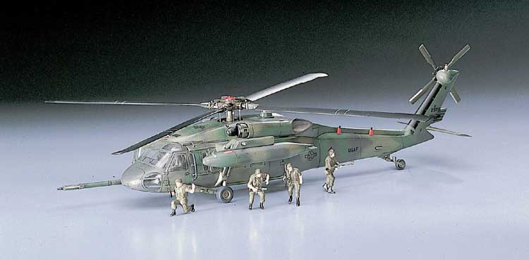 HH-60 D NIGHT HAWK (D7)  1/72