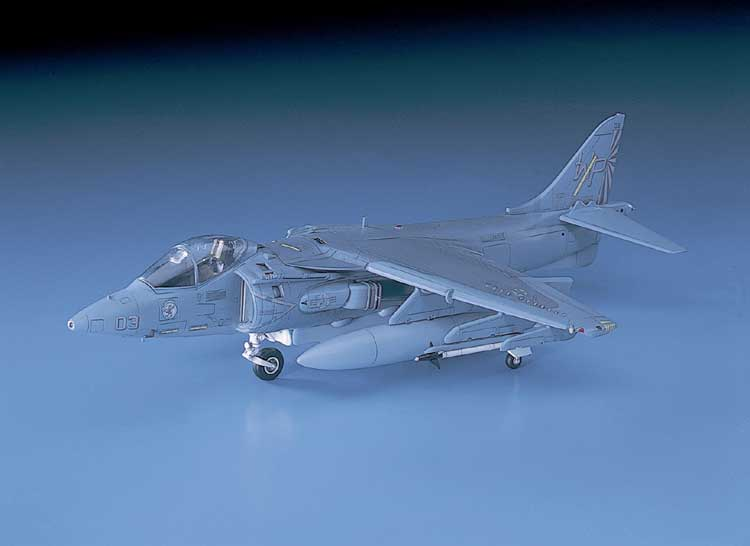 AV-8B HARRIER II (D19) 1/72