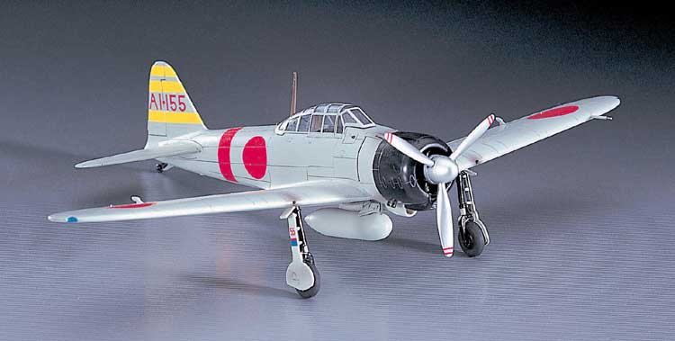 A6M2 ZERO FIGHTER Type21 1/72