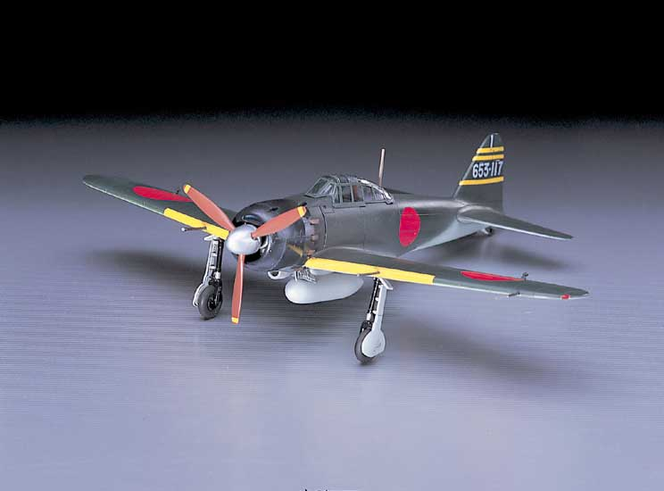 A6M2 ZERO FIGHTER Type52 1/72