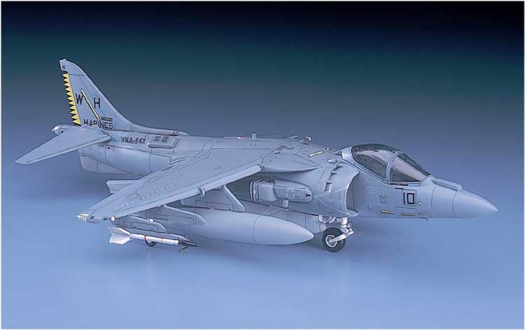 AV-8B HARRIERPlusII (D24) 1/72