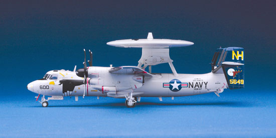 E-2C HAWKEYE US NAVY 1/72