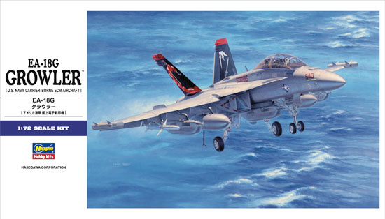 EA-18G GROWLER 1/72