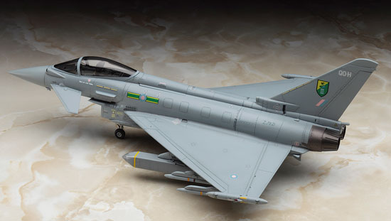 EUROFIGHTER TYPHOON 1/72
