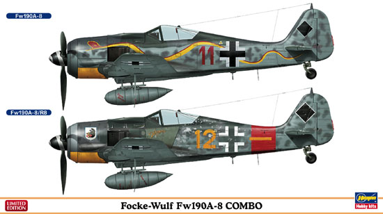 Fw190A-8 COMBO  1/72