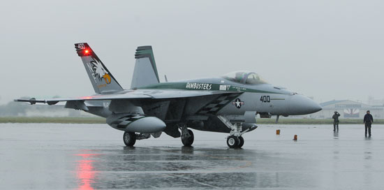 F/A-18E HORNET CHIPPY HO 1/72