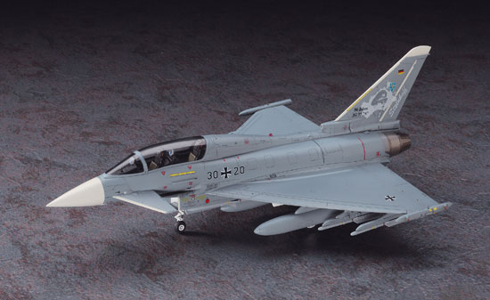 EUROFIGHTER Bi Places 1/72