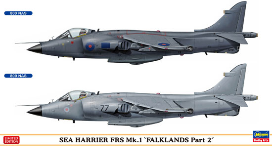 SEA HARRIER Combo 1/72