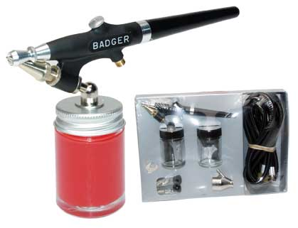 BADGER 350 EN COFFRET