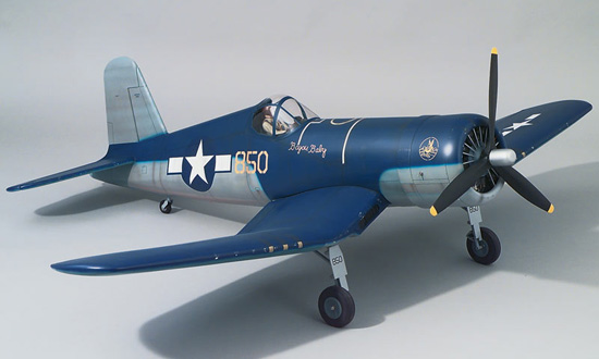 F-4U CORSAIR GIANT - KIT