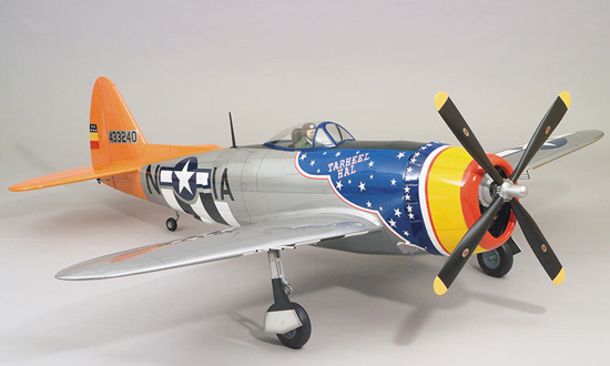 P-47D THUNDER. GIANT  -  KIT