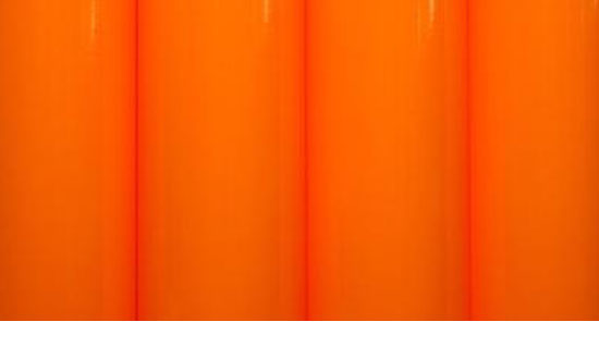 ORASTICK ORANGE SIGNAL FLUO 2m