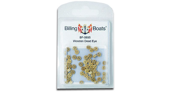 Cap de mouton 5mm (50 pcs)