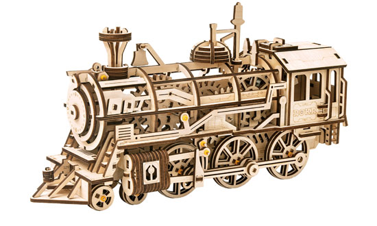 Locomotive Robotime