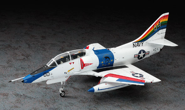 TA-4J SKYHAWK BIPLACES 1/48