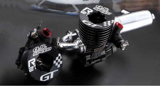 O.S.SPEED R21GT COMBO (with T2060SC + manifold)