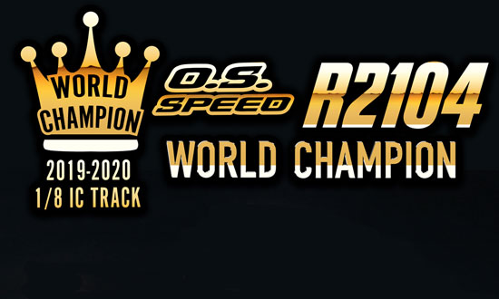 R2104 WORLD CHAMPION LIMITED EDITION