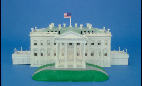 THE WHITE HOUSE 1/87
