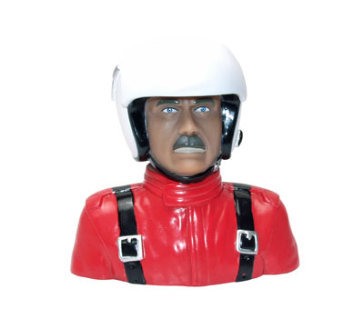 PILOTE ROUGE 115mm