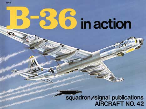 B-36 IN ACTIONb