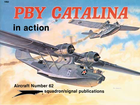 PBY CATALINA IN ACTION
