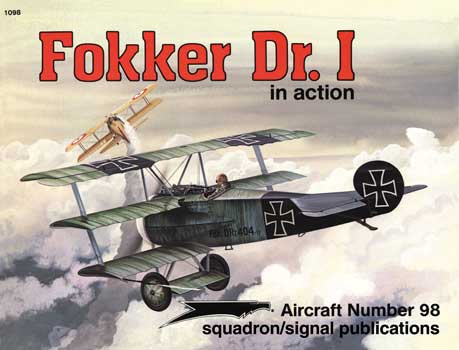 FOKKER DR.1 IN ACTION