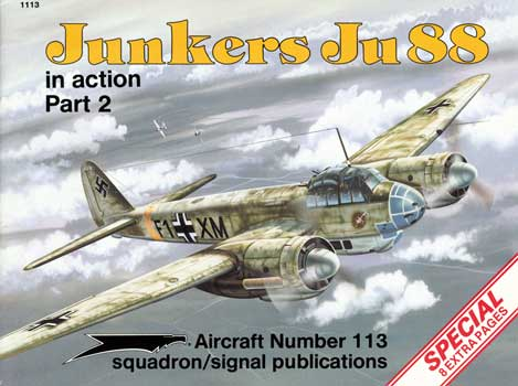 JUNKERS JU 88 IN ACTION Part 2