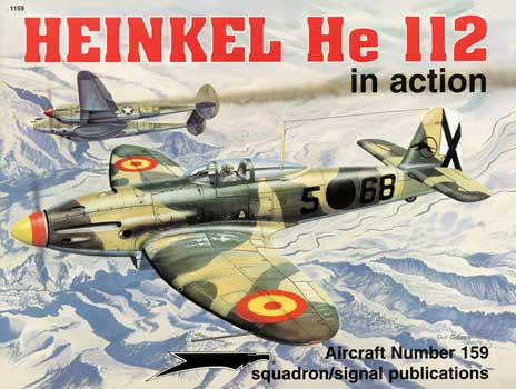 HEINKEL HE 112 IN ACTION