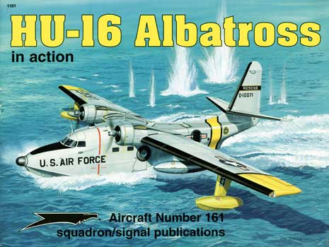 HU-16 ALBATROSS IN ACTION