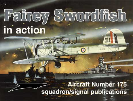 FAIREY SWORDFISH IN ACTION