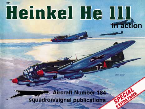 HEINKEL HE 111 IN ACTION