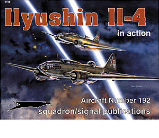 ILYUSHIN IL-4 IN ACTION