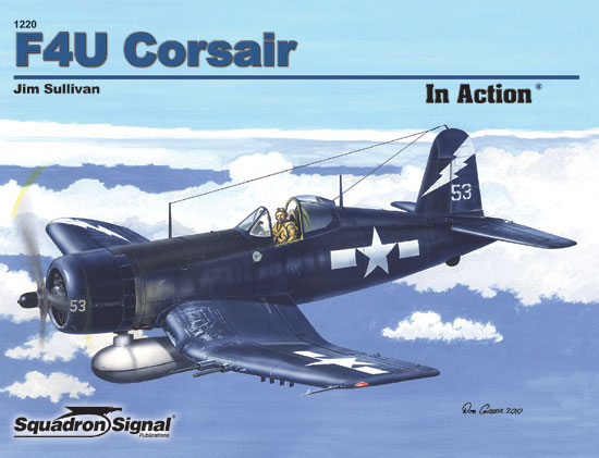 F-4U CORSAIR in Action