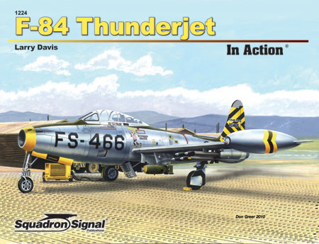 F-84 THUNDERJET - IN ACTION