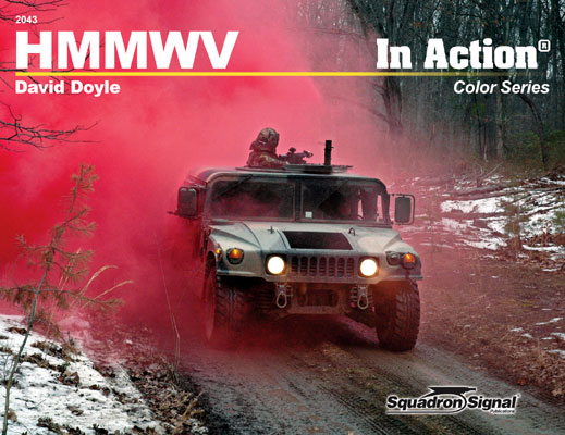 HMMWV COLOR in action