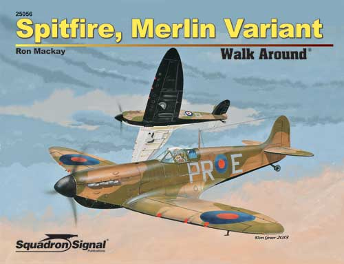 SPITFIRE (MERLIN VARIANT) WALK AROUND
