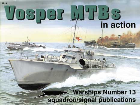 VOSPER MTBs IN ACTION
