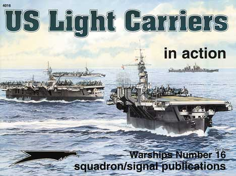 U.S.LIGHT CARRIERS IN ACTION