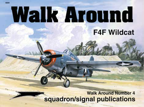 F4F WILDCAT WALK AROUND