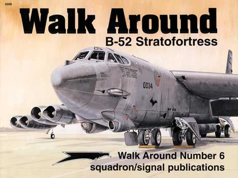 B-52 WALK AROUND