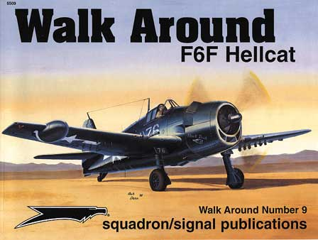 F6F HELLCAT WALK AROUND