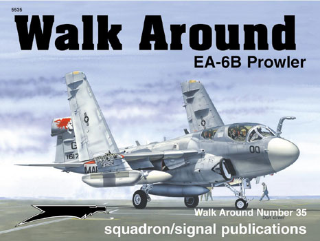EA-6B PROWLER WALK AROUND