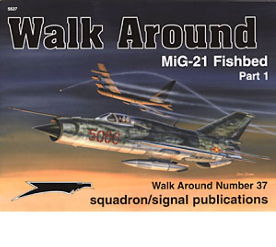 MIG-21 FISHBED WALK AROUND Part 1