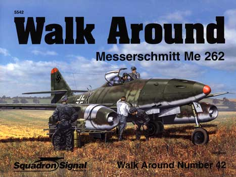 ME 262 WALK AROUND