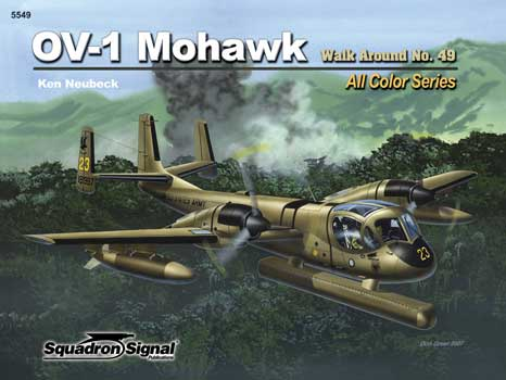 OV-1 MOHAWK COLOR WALK AROUND