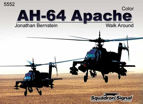 AH-64 APACHE COLOR WALK AROUND
