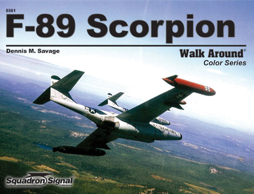F-89 SCORPION COLOR Walkaround
