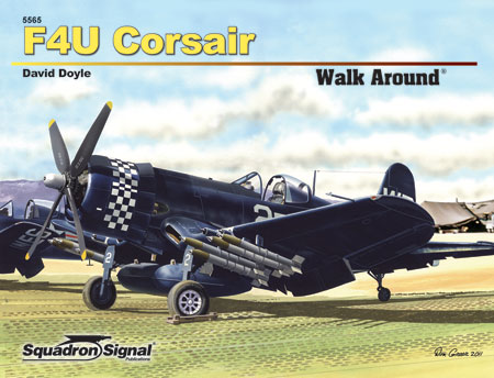 F4U CORSAIR - WALK AROUND
