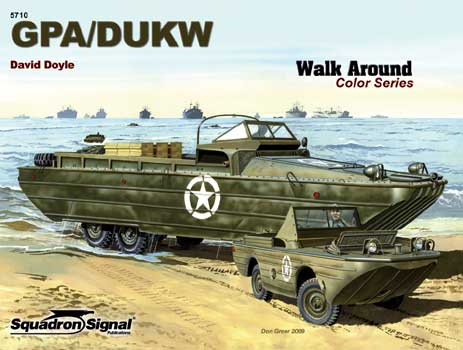 GPA and DUKW COLOR WALK AROUND